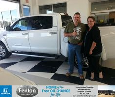 thanks to everybody, and the great service.......staying late for us we really appreciate! - KEN DAVIS, Saturday, October 25, 2014 http://www.fentonhondaoflongview.com/?utm_source=Flickr&utm_medium=DMaxxPhoto&utm_campaign=DeliveryMaxx
