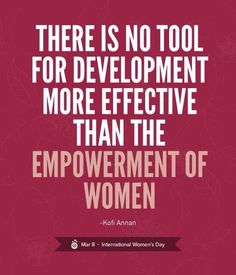 """""""There is no tool for development more effective than the empowerment of women."""" And education is the first step. The Akilah Institute for Women is proud to be supporting the development goals of Rwanda, Burundi, and all of East Africa."""
