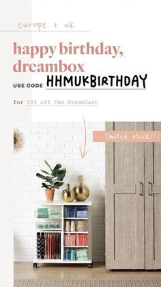 Happy Birthday, CreateRoom Sale! Freebies & Discounts