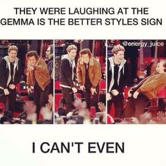 haha :) look at harry in the last picture!