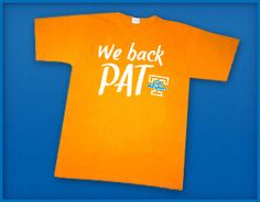 Supporting Pat Summitt