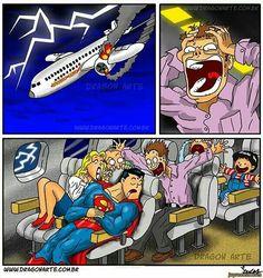 Funny Superman