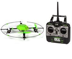 Sky Rainbow 6-Axis Quadcopter 4.5CH RC Drone - $49.95