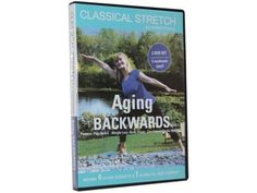 Classical Stretch by Essentrics: Aging Backwards 2 DVDs Workout