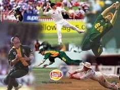 Jonty Rhodes...he was always a pleasure to watch on the field!