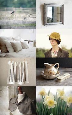 easter morning -- treasury by Barbara (BelleAccessoires.etsy.com)