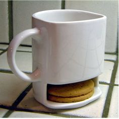 Dunk Mug - the original dunking mug - Mocha