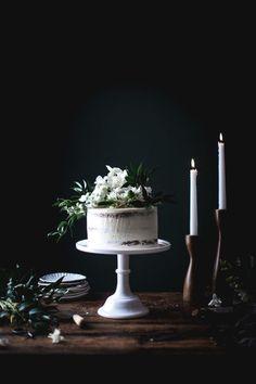Slow Cooker: Hummingbird Cake + Lavender Swiss Meringue Butterc...