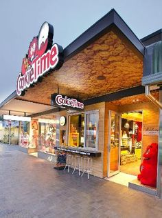Cookie Time Factory - Queenstown