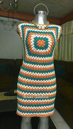 Crochet Doily Patterns, Crochet Designs, Crochet Doilies, Crochet Mask, Crochet Gifts, Crochet Granny, Knit Crochet, Crochet Beach Dress, Crochet Woman