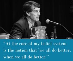 """""""At the core of my belief system is the notion that 'we all do better, when we all do better.'"""" - Jamie Harvie, PE"""