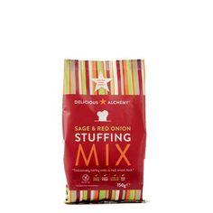 Gluten & Dairy Free Sage & Red Onion Stuffing Mix