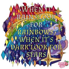 Coloring Apps, Colouring Pages, Coloring Books, Dark Look, Number Words, Dark Star, When It Rains, Happy Colors, Paint By Number