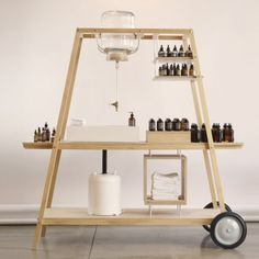 Objeckt Creative's FORM + MATTER Mobile Skincare Lab - Cool Hunting