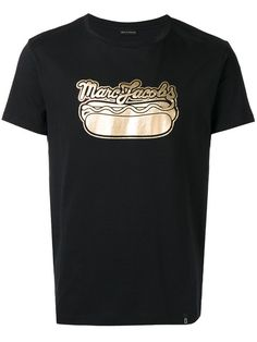 MARC JACOBS Logo Hot Dog T-Shirt. #marcjacobs #cloth #t-shirt