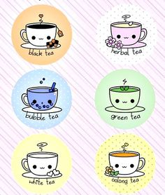 It's Friday morning here in Japan and some of us are waking up with tea. What's your favorite kind?Via: cute-chibi.tumblr.com