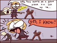 Dragon Age: Inquisition, doodles 1 by Ayej.deviantart.com on @DeviantArt