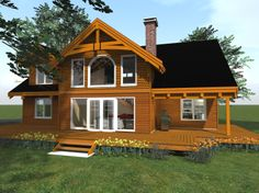 TIMBER FRAME BC CANADA