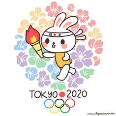 Omedetō, 日本, for being chosen to host the 2020 Olympics!