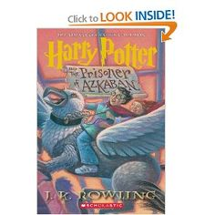 Harry Potter and the Prisoner of Azkaban: J.K. Rowling,Mary GrandPré: 9780439136365: Amazon.com: Books