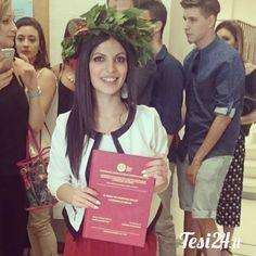Congratulazioni Carmela!