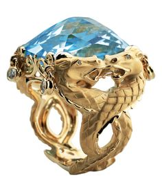 Dragons ring by Carrera y Carrera