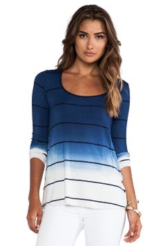 Saint Grace Brit Button Top in Liberty OW from REVOLVEclothing