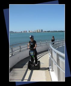 Segway Tours In Clearwater, Tampa Bay And St. Pete