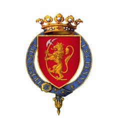 Coat of arms Ulrik, Prince of Denmark
