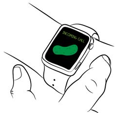 8 things I learned from wearing an Apple Watch for a couple of weeks - The Oatmeal