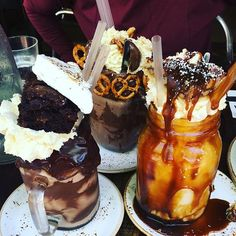 Finally taste the Epic freak shakes in Canberra! How nice is it!Just perfect lunch to enjoy!