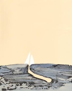 "Saatchi Art Artist Heather Goodwind; Painting, ""Beyond Bermuda, Series 15 #18"" #art"