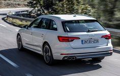 #Audi A4 Avant