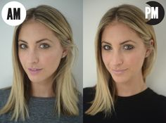 Day to Night: (under) eyeshadow