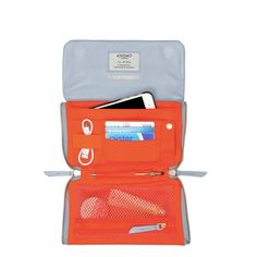 Elektronista Digital Mini-Clutch Bag - Lido Leather | KNOMO