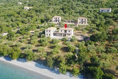 Seaside house in olive grove LEONIDION-POULITHRA - Cottages for Rent in Leonidio, Greece