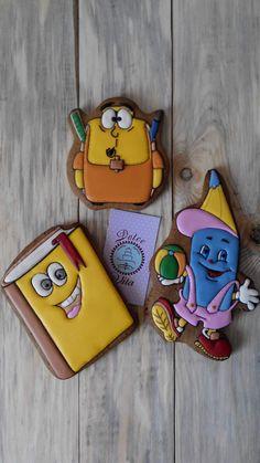 Sweet Cookies, Baby Cookies, Cupcake Cookies, Sugar Cookies, Sugar Cookie Frosting, Royal Icing Cookies, Gingerbread Icing, Honey Cake, Cookie Time
