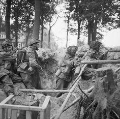 British 1st Parachute Battalion at Arnhem 17 September 1944