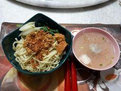 Simple Chicken Noodle