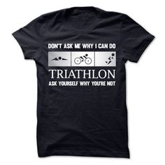 I can do Triathlon