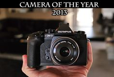 My pick for Camera of the Year 2013! The Olympus OM-D E-M1!