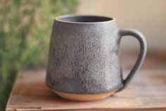 ceramic mug wheel thrown pottery mugs by StoneHavenPottery on Etsy More