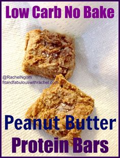 Hi! I'm so glad you're here! Are you looking for my low carb peanut butter protein bar recipe?! Would love to share it with you =) I gained 65 pounds(...)