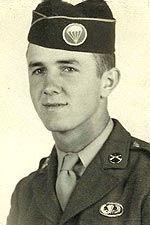 """Pvt James W. """"Bill"""" Jones, 502nd PIR Company A, 1st Battalion"""