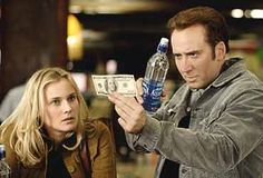 """Diane Kruger and Nicolas Cage portray the characters of Dr Abigail Chase and Benjamin Gates in the movie """"National Treasure"""". Abraham Lincoln Vampire Hunter, Treasure Quotes, Adventure Film, Nicolas Cage, Diane Kruger, National Treasure, Declaration Of Independence, Great Movies, Best Memories"""