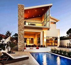 Diseño de Interiores & Arquitectura: Estilo y Funcionalidad Expuesto por Residencia de lujo en Australia