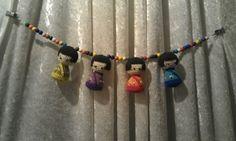 Amigurumi crochet for Baby stroller