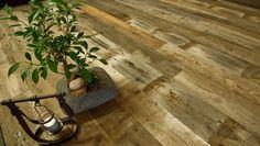 Home Office - Barnwood (Mixed Species) Flooring