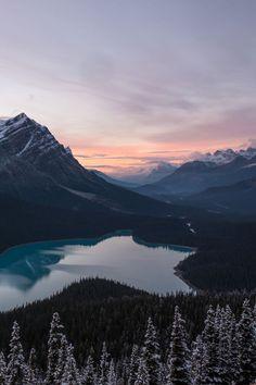The Great Bear Lake, Canada | by Mark Basarab