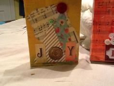 Christmas in July project